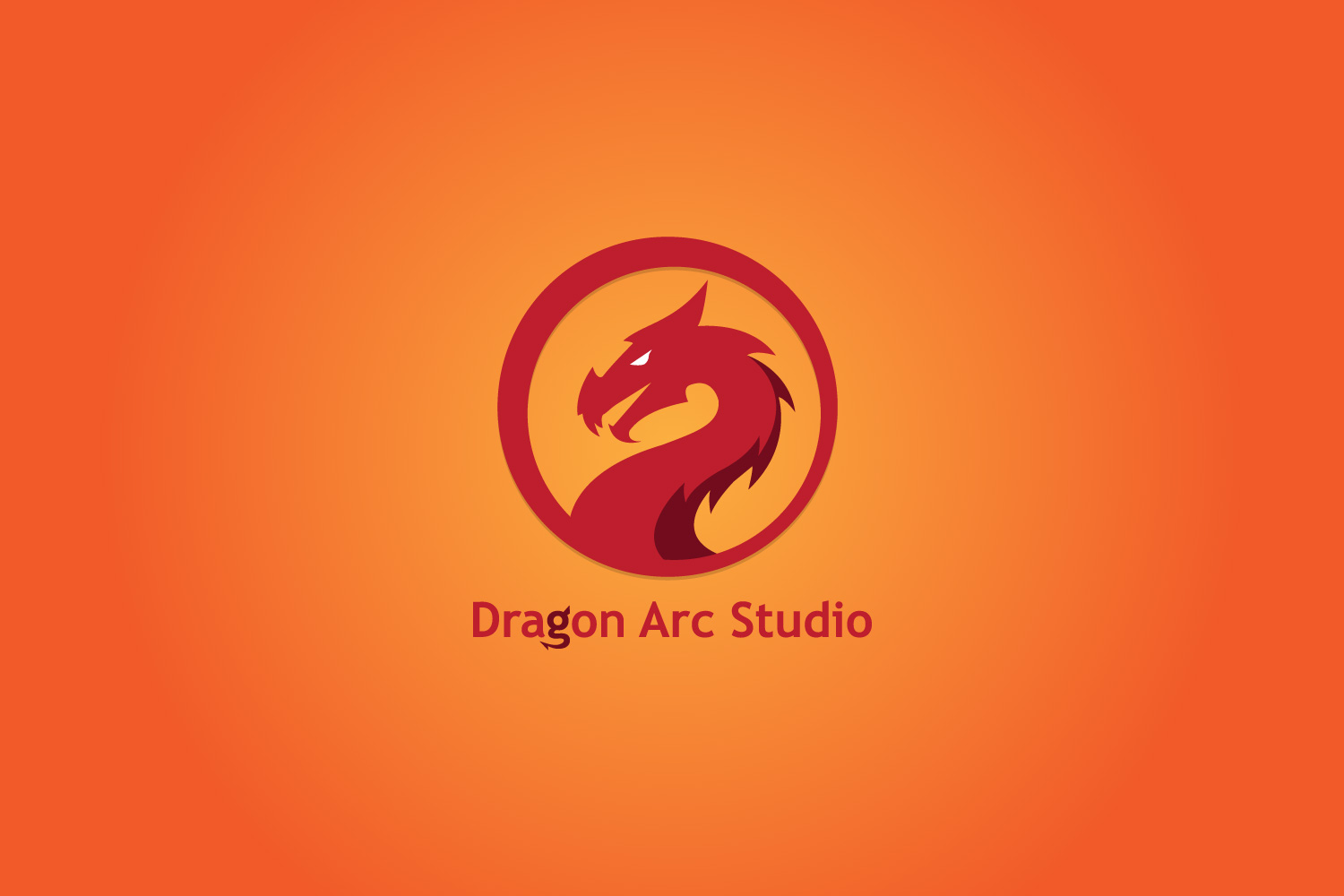 Dragon Arc – Gaming Studio logo