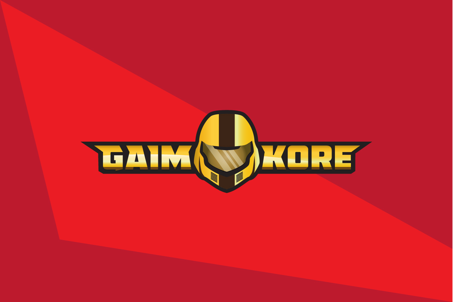 Gaim Kore Custom Gaming Logo
