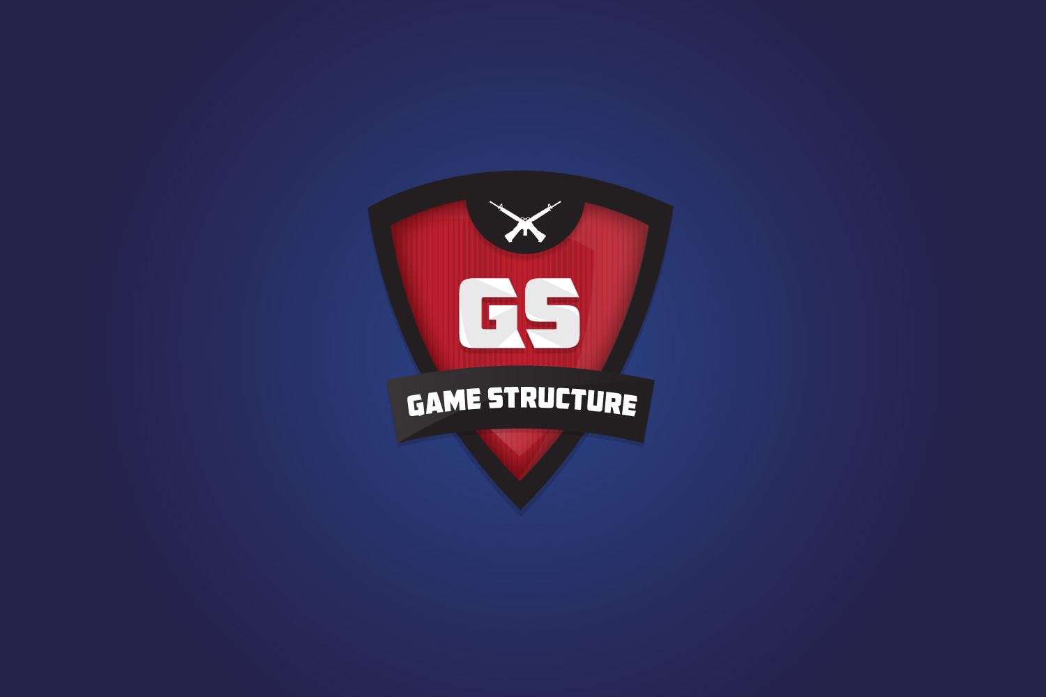 Game Structure – Gamers Logo Desing