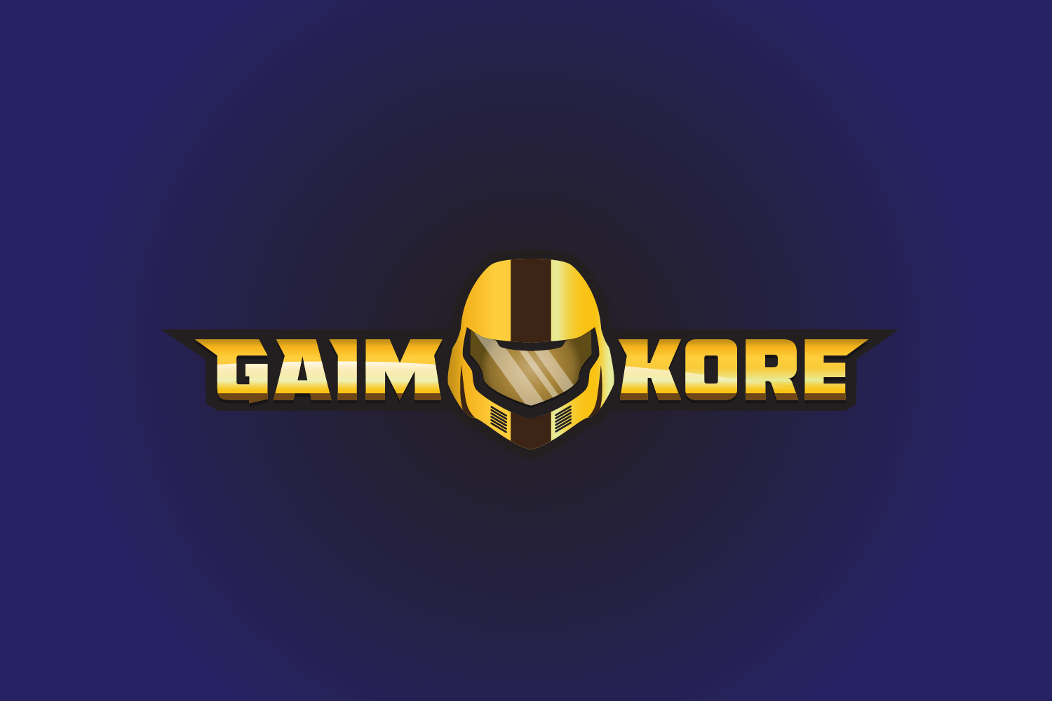 Gamekore Esports Gaming Logo