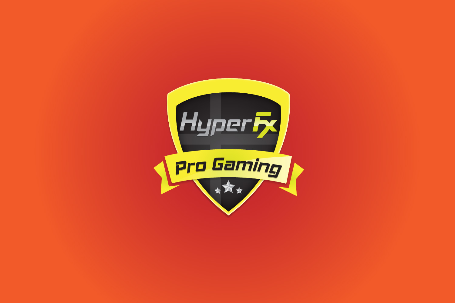 Hyperfx Great Gaming Logo
