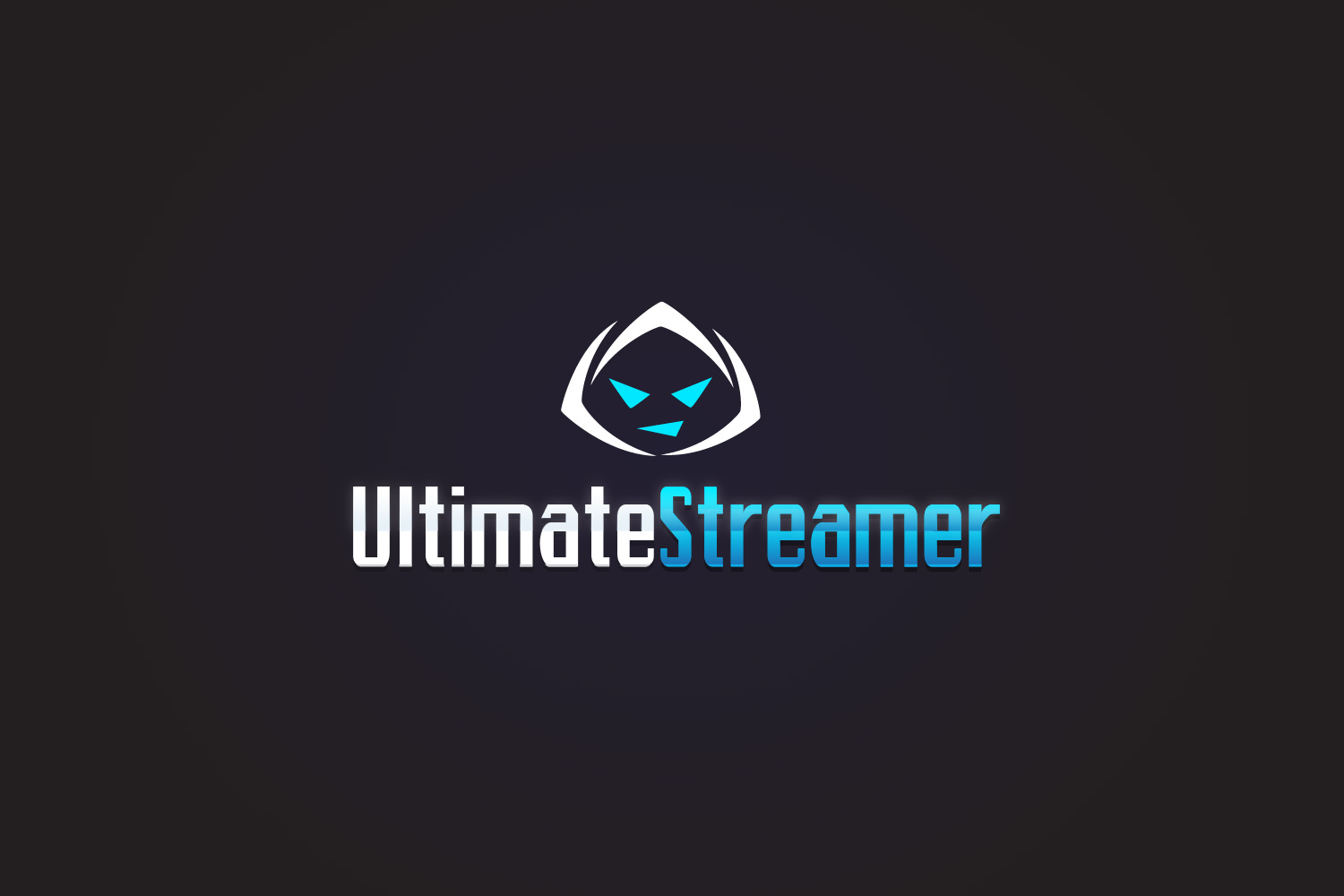 Ultimate Streamer Logo Identity