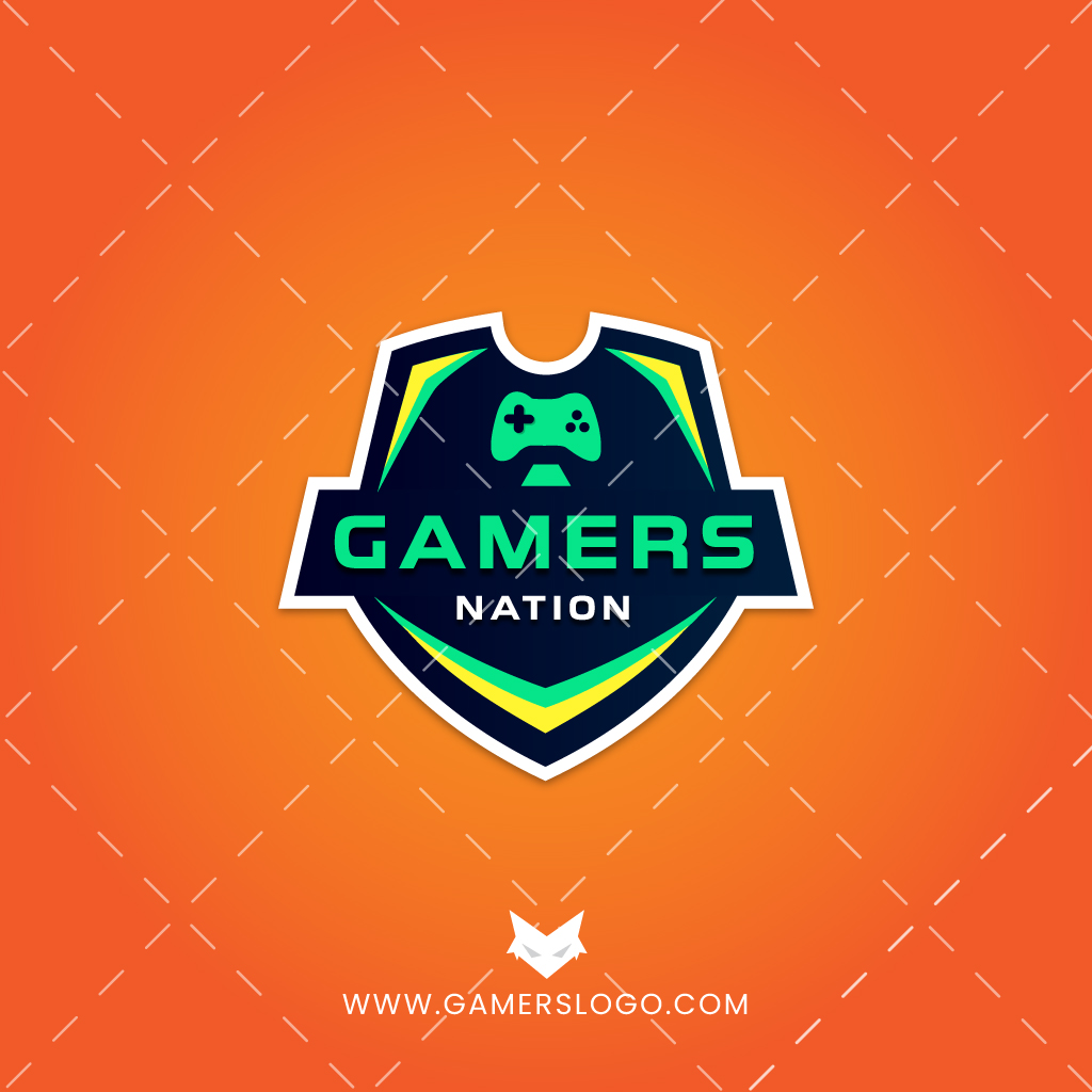 Gamers Logo - Gaming Logos Maker